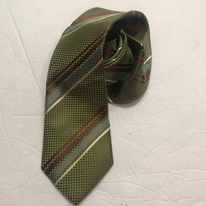 Ben Sherman green neck tie